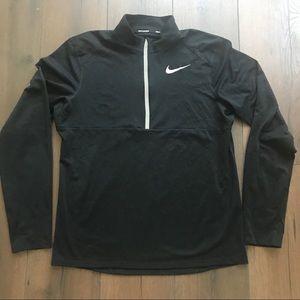 Nike Top Core Dri-Fit Half Zip Running Pullover
